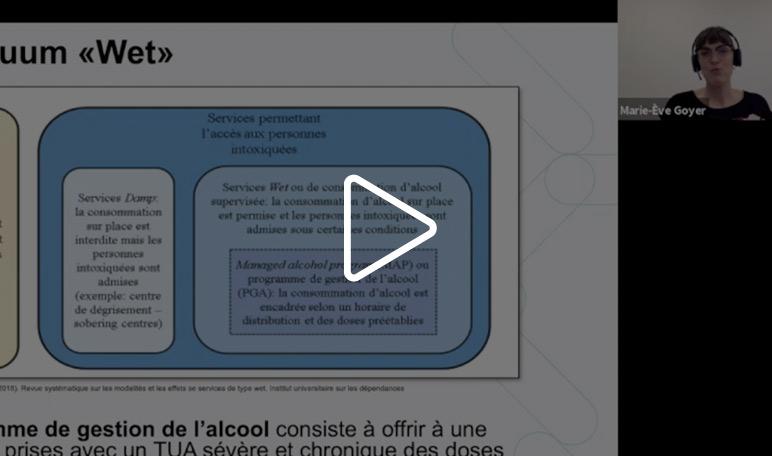 Webinaire : vidéo