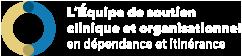 Dépendance et itinérance Logo